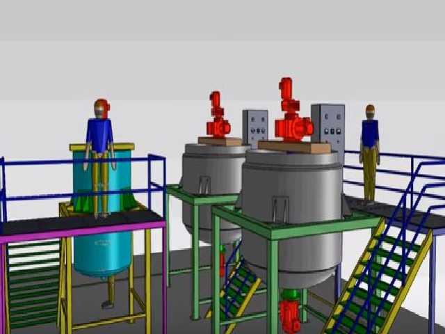 servicios de gestión de mantenimiento industrial